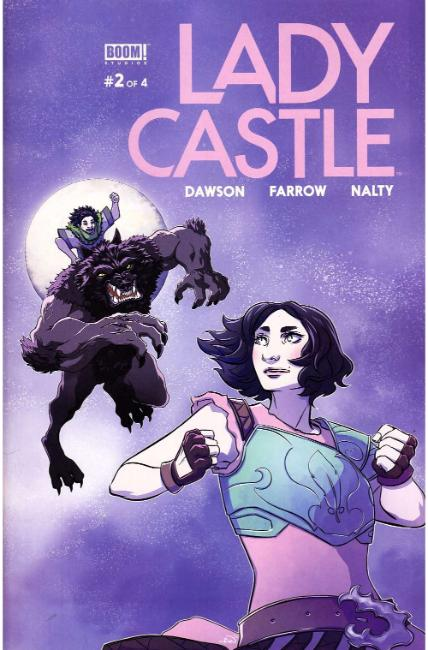 Ladycastle #2 [Boom Comic]