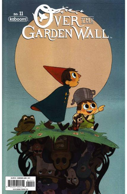Over Garden Wall Ongoing #11 [Boom Comic]_THUMBNAIL