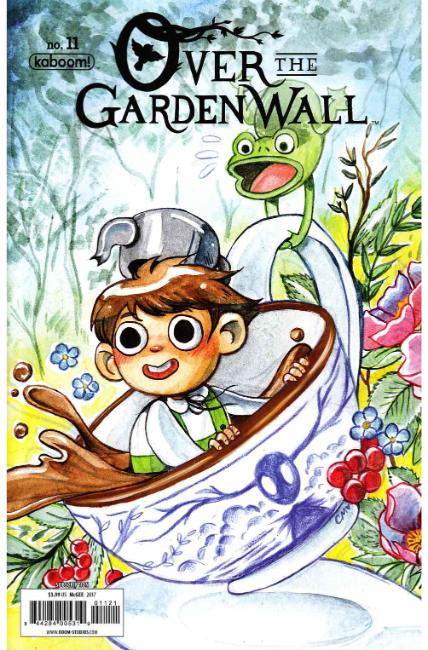 Over Garden Wall Ongoing #11 Subscription Cover [Boom Comic]_THUMBNAIL