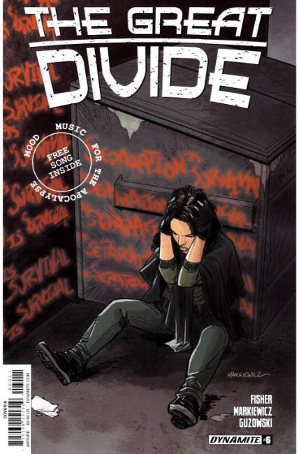 Great Divide #6 Cover A [Dynamite Comic] THUMBNAIL