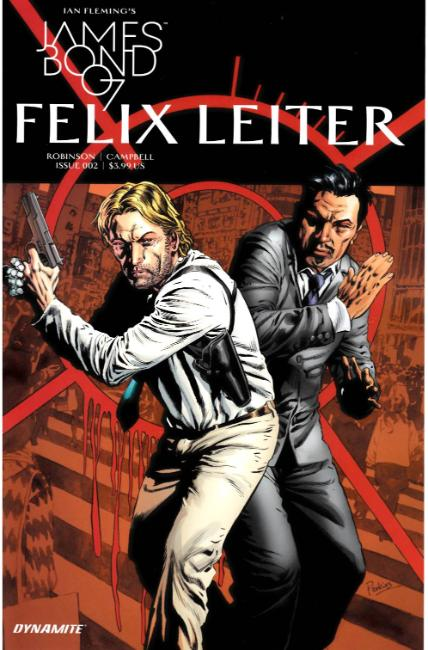 James Bond Felix Leiter #2 [Dynamite Comic]_THUMBNAIL