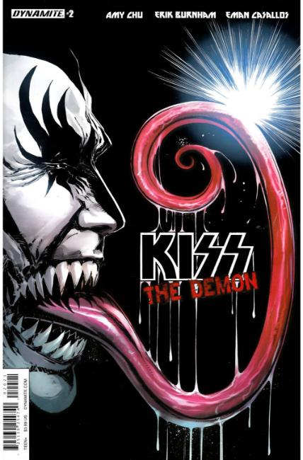 KISS Demon #2 Cover B [Dynamite Comic] THUMBNAIL