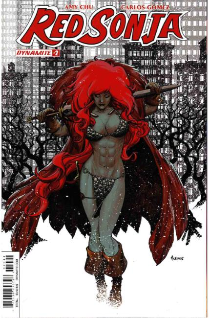 Red Sonja #2 Cover A [Dynamite Comic] THUMBNAIL