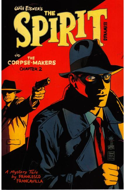Will Eisner Spirit Corpse Makers #2 [Dynamite Comic]_THUMBNAIL