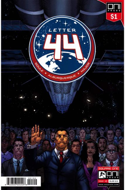 Letter 44 #1 Dollar Edition [Oni Press Comic]