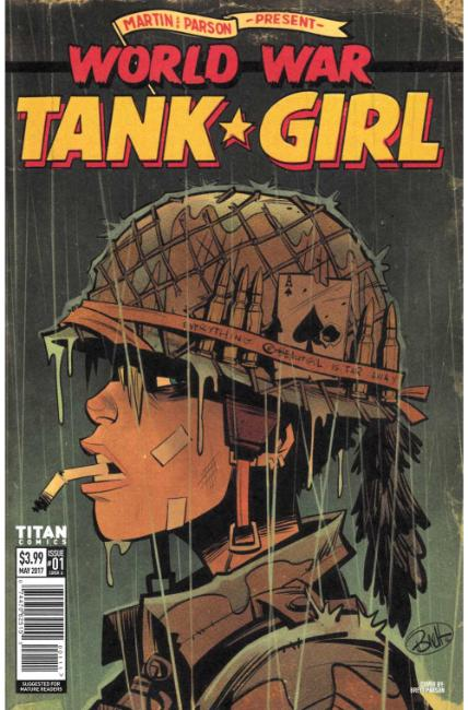 Tank Girl World War Tank Girl #1 Cover A [Titan Comic]_THUMBNAIL