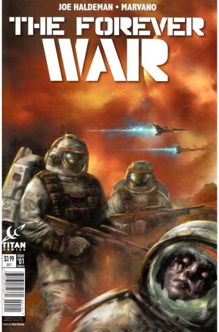 Forever War #1 Cover D [Titan Comic] THUMBNAIL