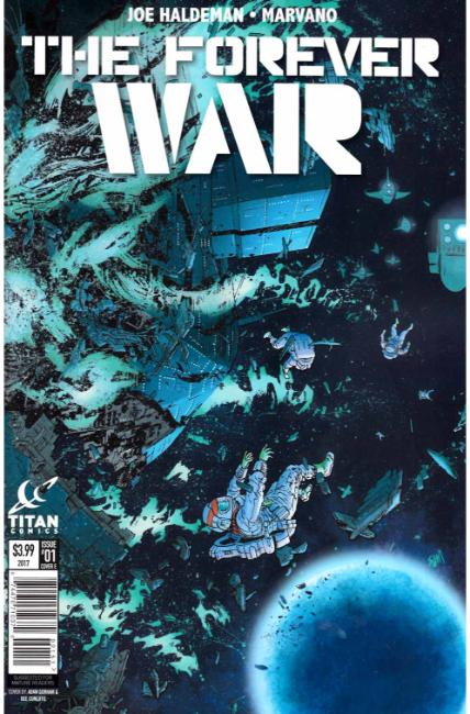 Forever War #1 Cover E [Titan Comic] THUMBNAIL