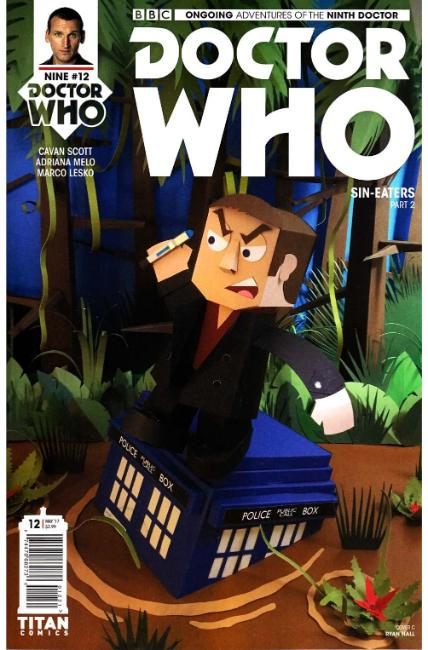Doctor Who 9th Doctor #12 Cover C [Titan Comic] THUMBNAIL