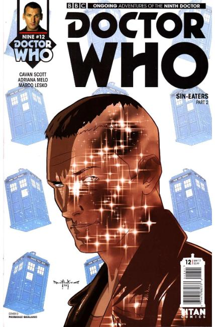 Doctor Who 9th Doctor #12 Cover D [Titan Comic] THUMBNAIL