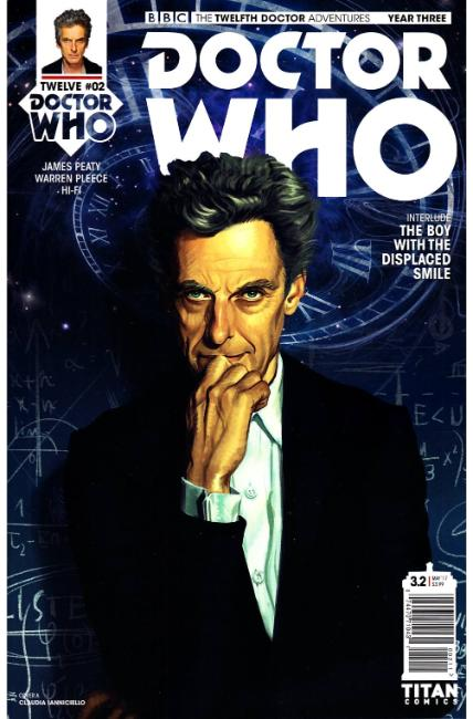 Doctor Who 12th Doctor Year Three #2 Cover A [Titan Comic] THUMBNAIL