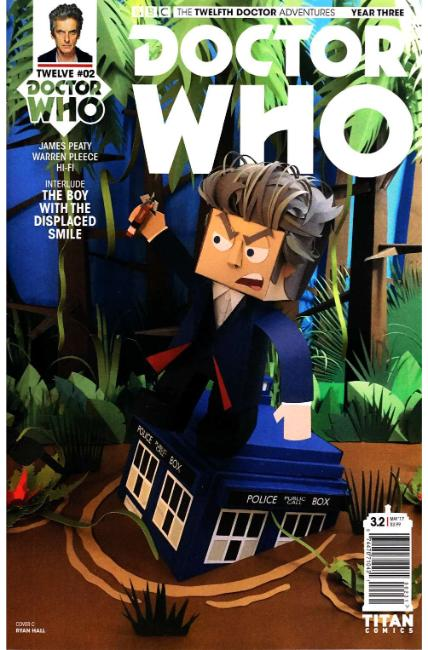 Doctor Who 12th Doctor Year Three #2 Cover C [Titan Comic] THUMBNAIL