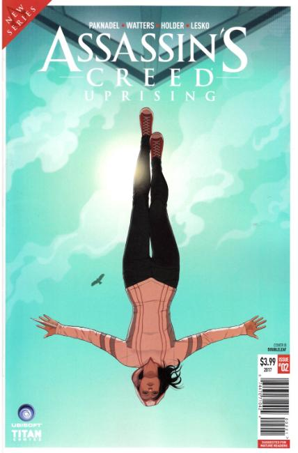 Assassins Creed Uprising #2 Cover B [Titan Comic] LARGE
