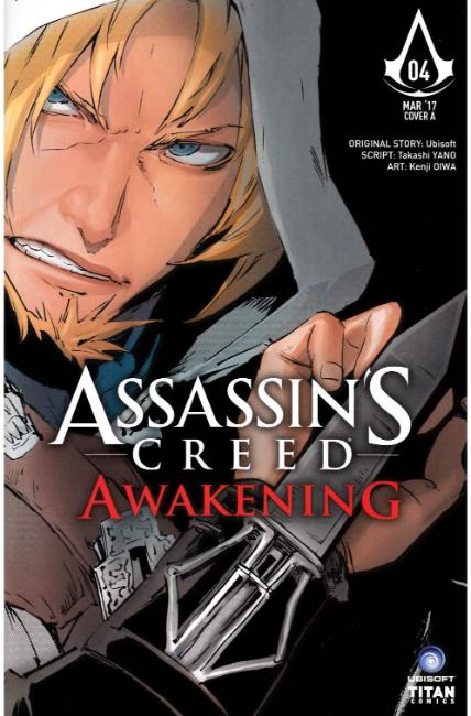 Assassins Creed Awakening #4 Cover A [Titan Comic]_THUMBNAIL
