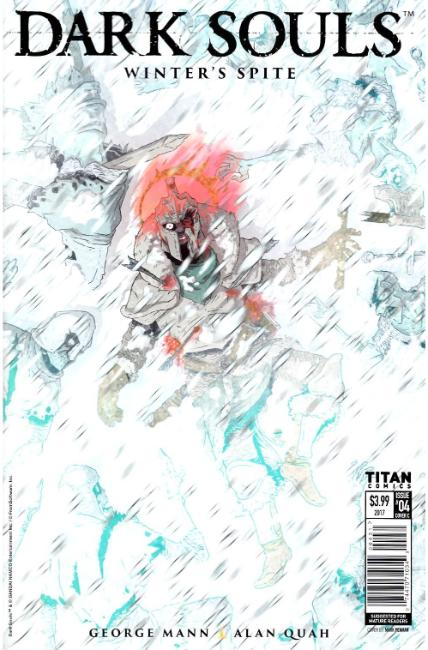 Dark Souls Winters Spite #4 Cover C [Titan Comic] THUMBNAIL