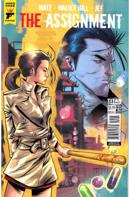 Assignment #2 Cover B [Titan Comic]_THUMBNAIL