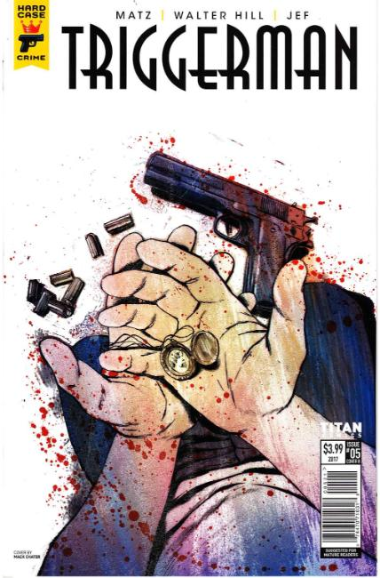 Hard Case Crime Triggerman #5 Cover B [Titan Comic]_LARGE