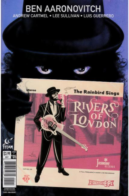 Rivers of London Black Mould #5 Cover A [Titan Comic] THUMBNAIL