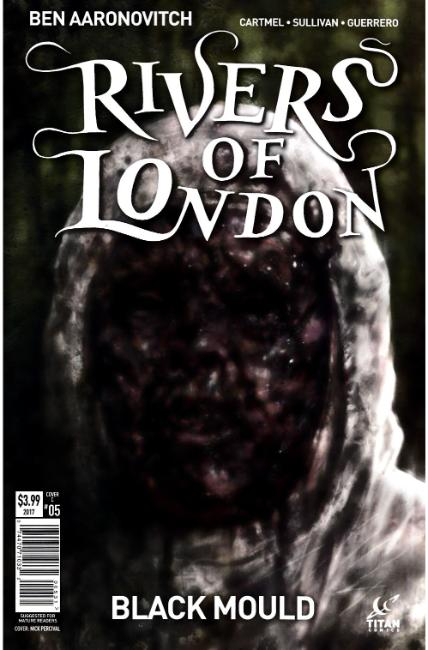 Rivers of London Black Mould #5 Cover C [Titan Comic] THUMBNAIL