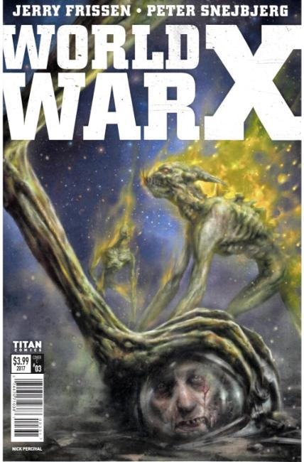World War X #3 Cover C [Titan Comic]