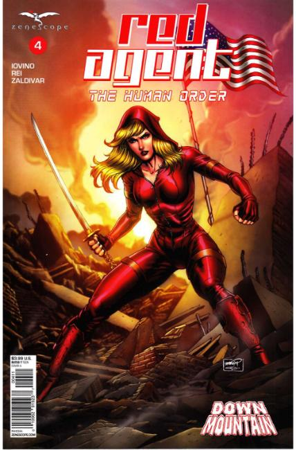 GFT Red Agent Human Order #4 Cover A [Zenescope Comic]_THUMBNAIL