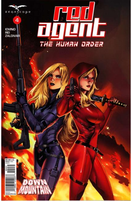 GFT Red Agent Human Order #4 Cover D [Zenescope Comic]_THUMBNAIL