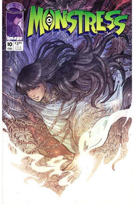 Monstress #10 Cover B [Image Comic]