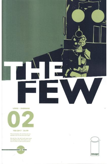 Few #2 Cover B [Image Comic]