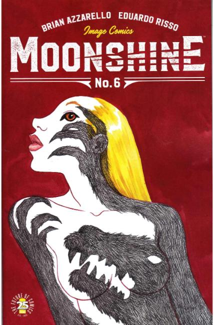 Moonshine #6 Cover C [Image Comic]