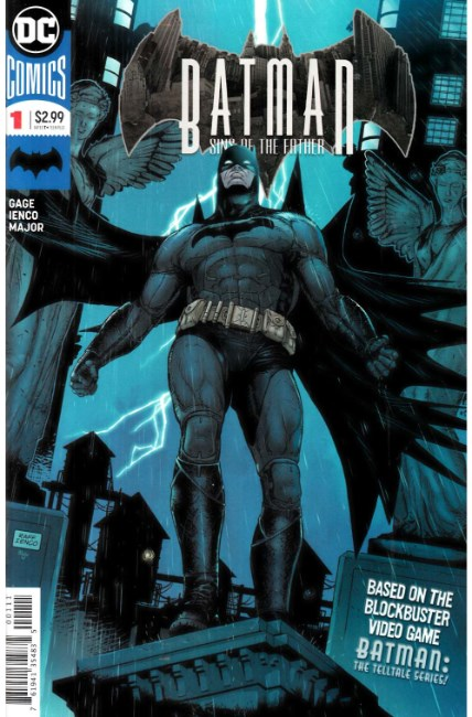 Batman Sins of the Father #1 [DC Comic] THUMBNAIL
