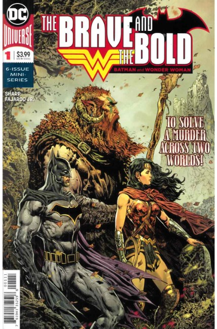 Brave & the Bold Batman & Wonder Woman #1 [DC Comic] THUMBNAIL