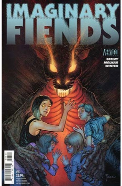 Imaginary Fiends #4 [DC Comic] THUMBNAIL