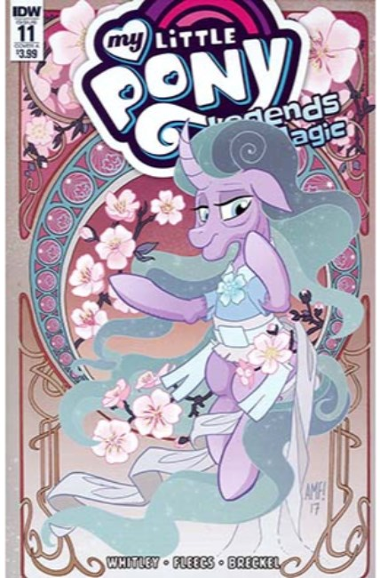 My Little Pony Legends of Magic #11 Cover A [IDW Comic]_THUMBNAIL