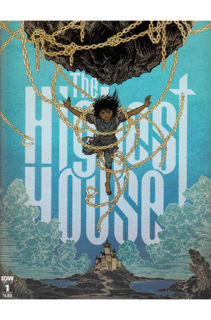 Highest House #1 [IDW Comic] LARGE