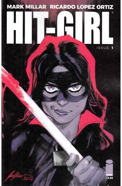 Hit Girl #1 Cover D [Image Comic] THUMBNAIL