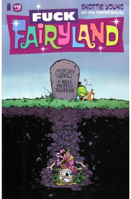 I Hate Fairyland #16 F*Ck (Uncensored) Fairyland Variant Cover [Image Comic] THUMBNAIL