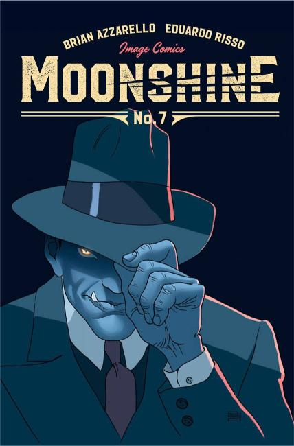Moonshine #7 Cover A [Image Comic]