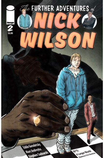 Further Adventures of Nick Wilson #2 Cover B [Image Comic] THUMBNAIL