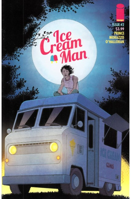 Ice Cream Man #2 Cover A [Image Comic] THUMBNAIL