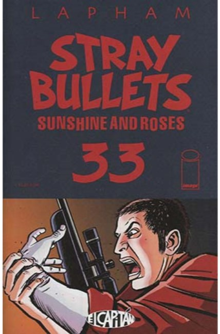 Stray Bullets Sunshine & Roses #33 [Image Comic] THUMBNAIL