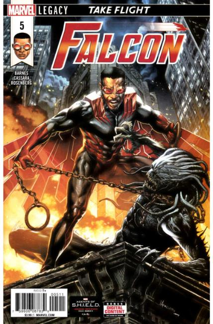 Falcon #5 [Marvel Comic] THUMBNAIL