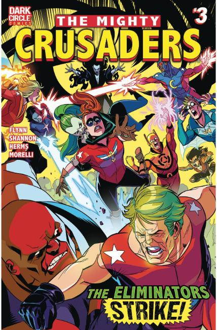 Mighty Crusaders #3 Cover A [Archie Comic]_THUMBNAIL