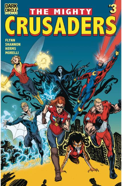 Mighty Crusaders #3 Cover B [Archie Comic]_THUMBNAIL