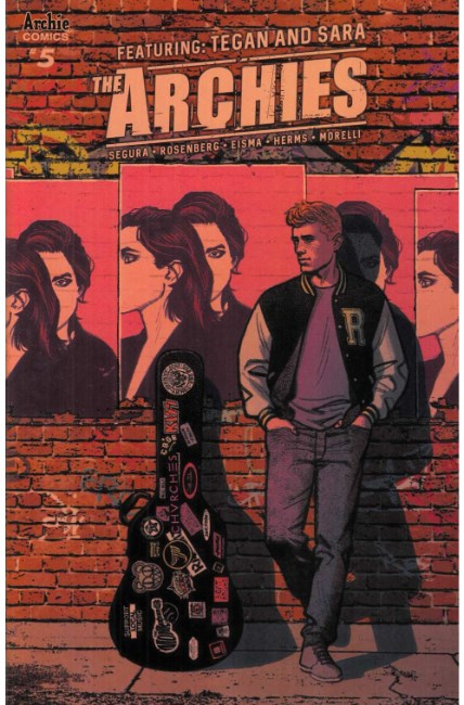 Archies #5 Cover A [Archie Comic]_THUMBNAIL