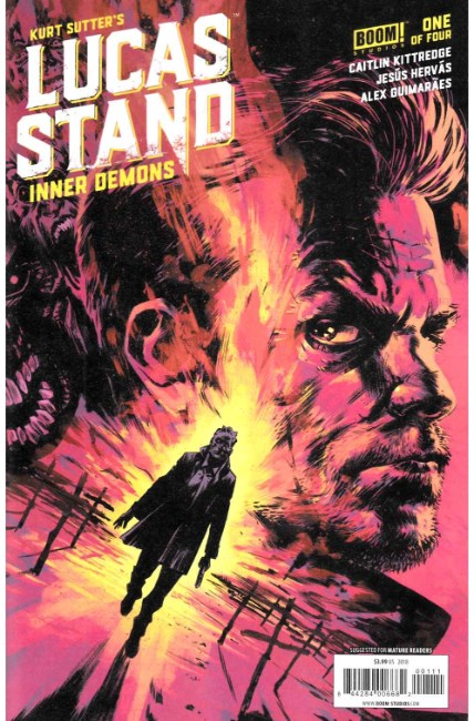 Lucas Stand Inner Demons #1 [Boom Comic] LARGE