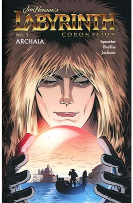 Jim Henson Labyrinth #1 Subscription Cover [Boom Comic]