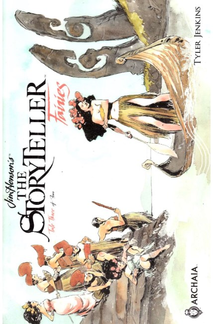 Jim Henson Storyteller Fairies #3 [Boom Comic] THUMBNAIL