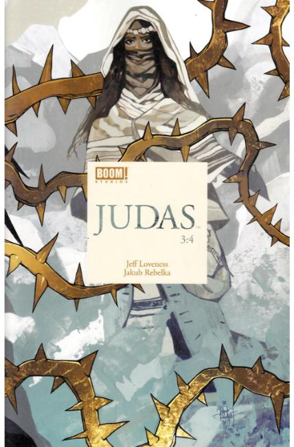 Judas #3 [Boom Comic] LARGE