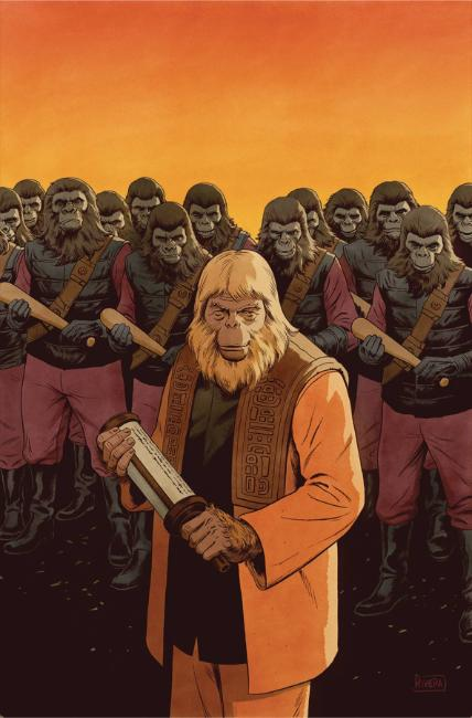 Planet of the Apes Ursus #2 Cover A [Boom Comic] LARGE