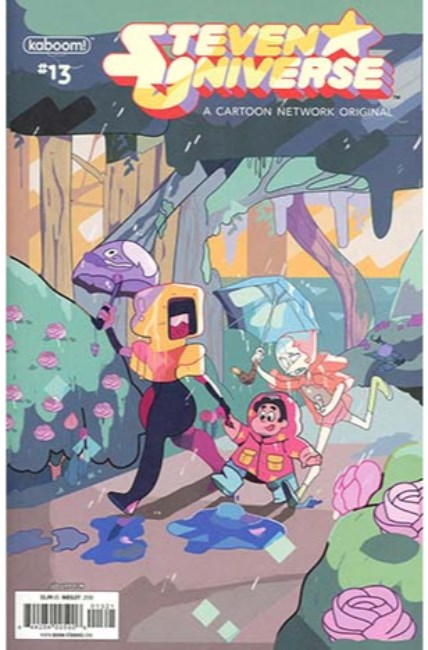 Steven Universe Ongoing #13 Subscription Cover [Boom Comic] THUMBNAIL